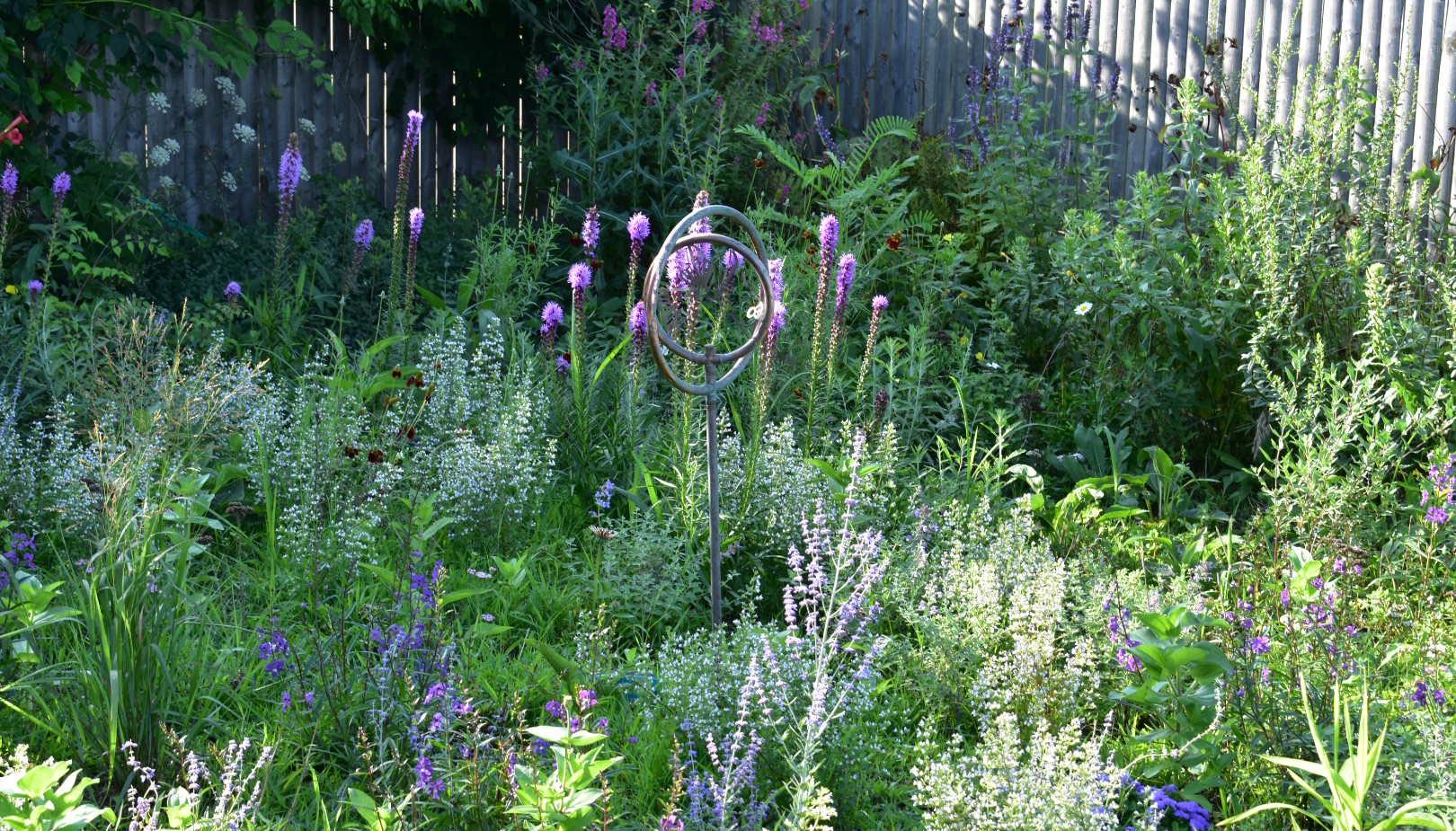 Comfortable Enchanted Garden Images - Landscaping Ideas for Backyard ...